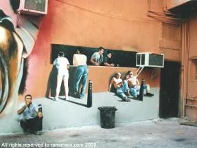 150__  _  פאב _החצר האחורית_ ככר דיזינגוף ,ת_א, 1993 _