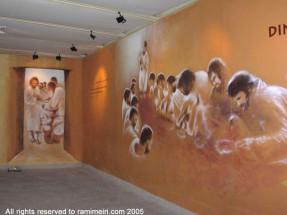 358__  _רמי מאירי -  מערות קומראן, ים המלח, 1998_